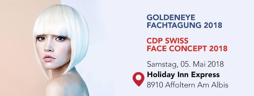 Goldeneye & CDP Swiss EVENT
