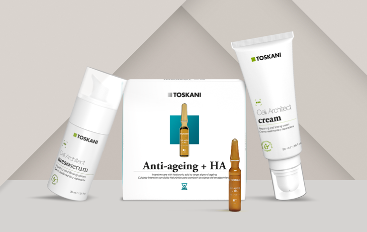Anti-ageing + HA