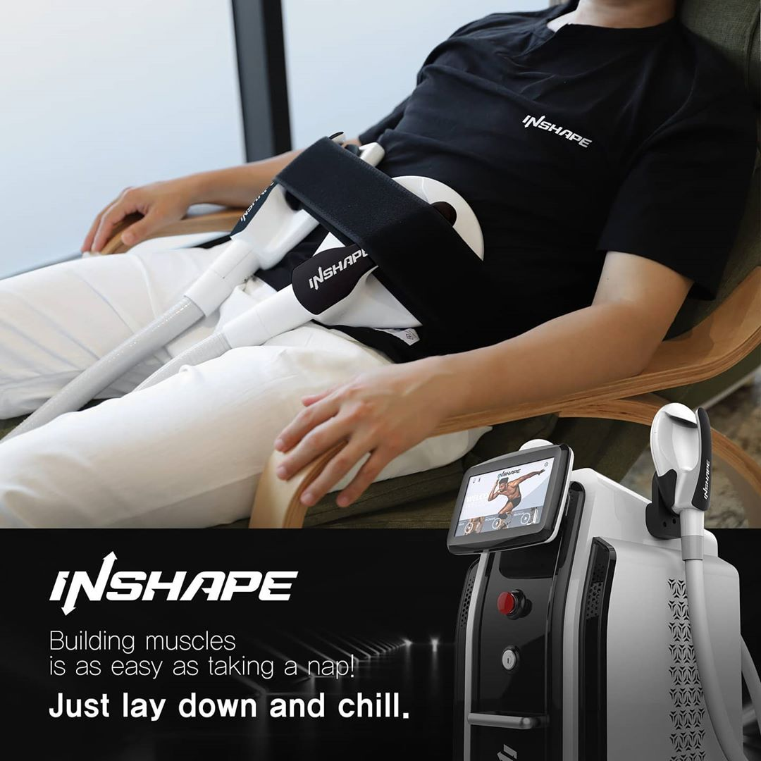 In shape-Just lay down and chill
