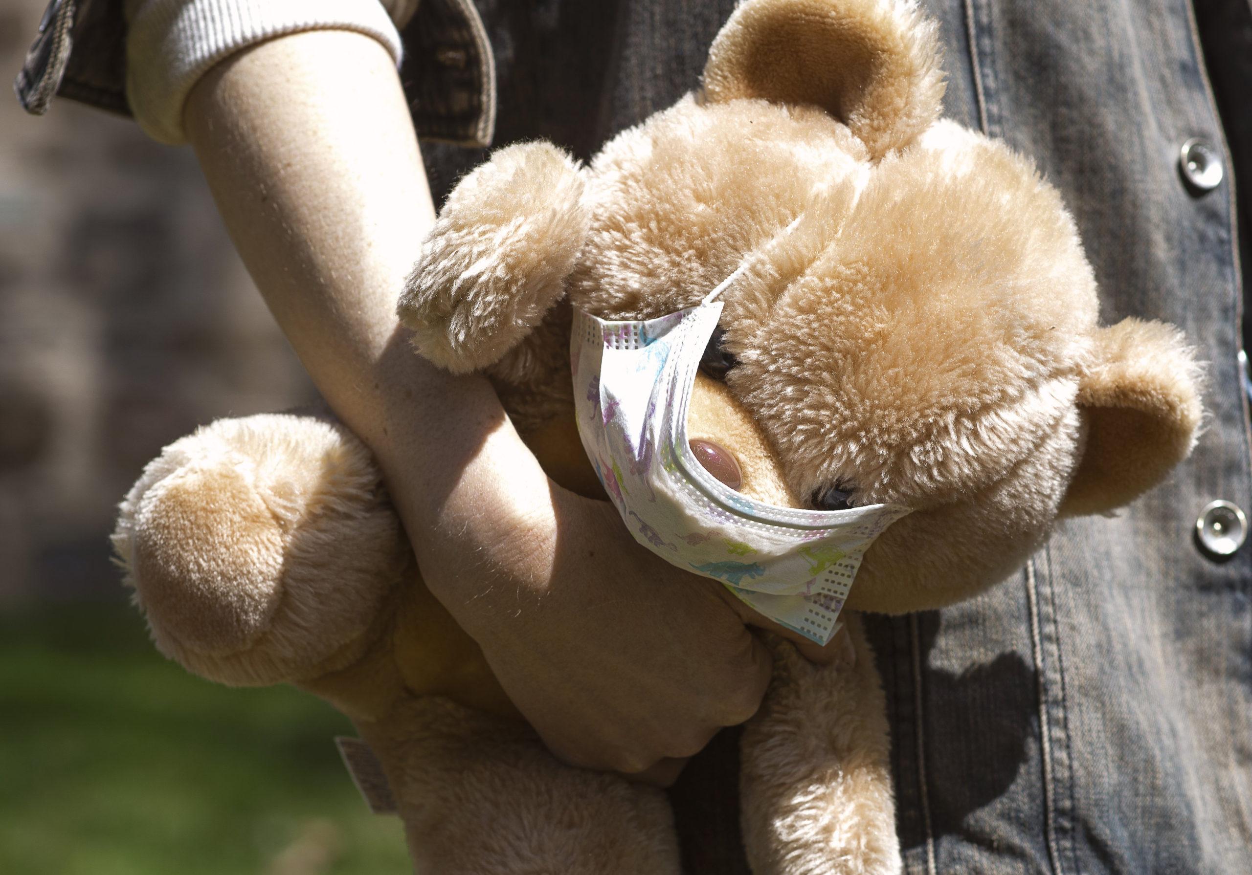 tan-teddy-bear-with-face-mask