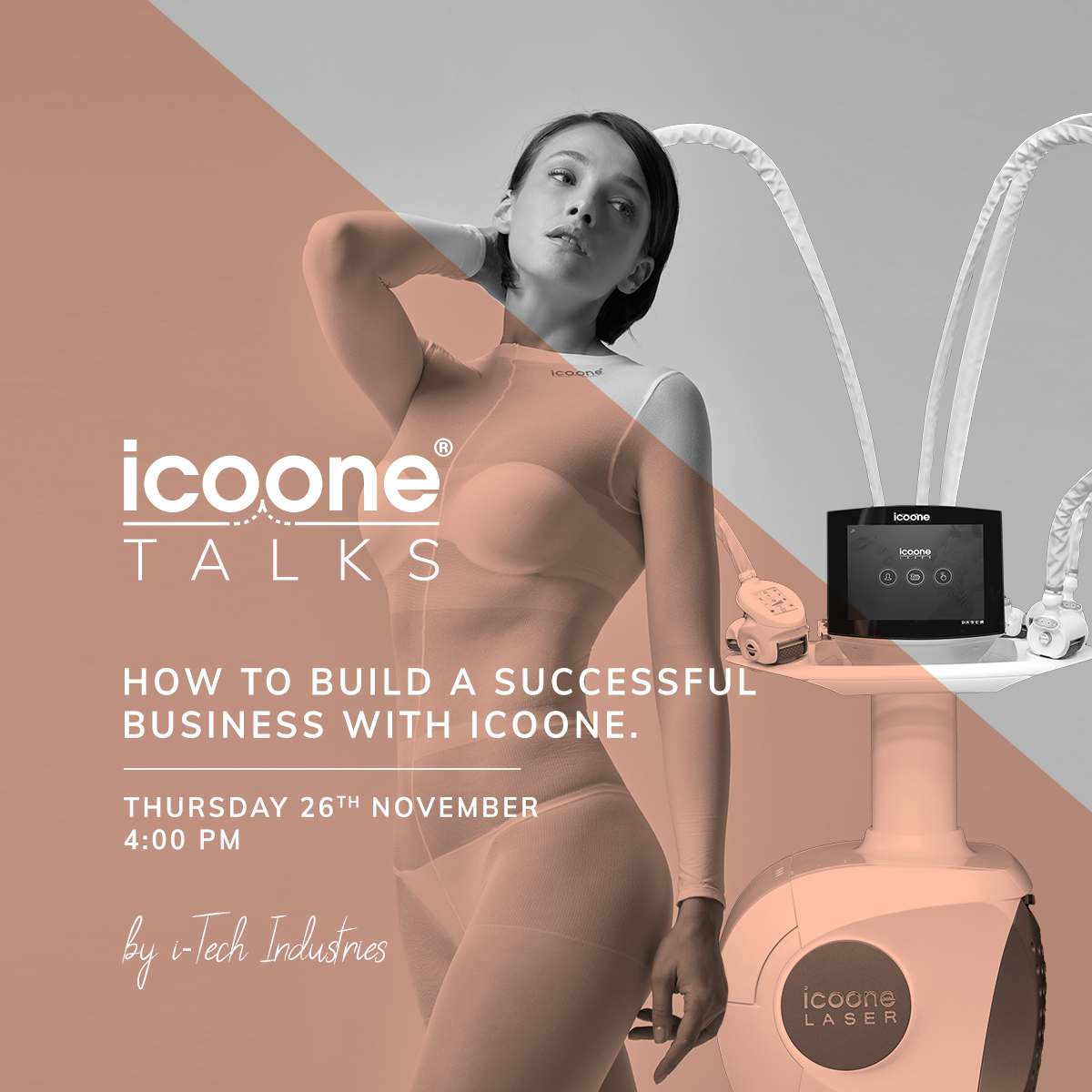 How to build a successful business with icoone