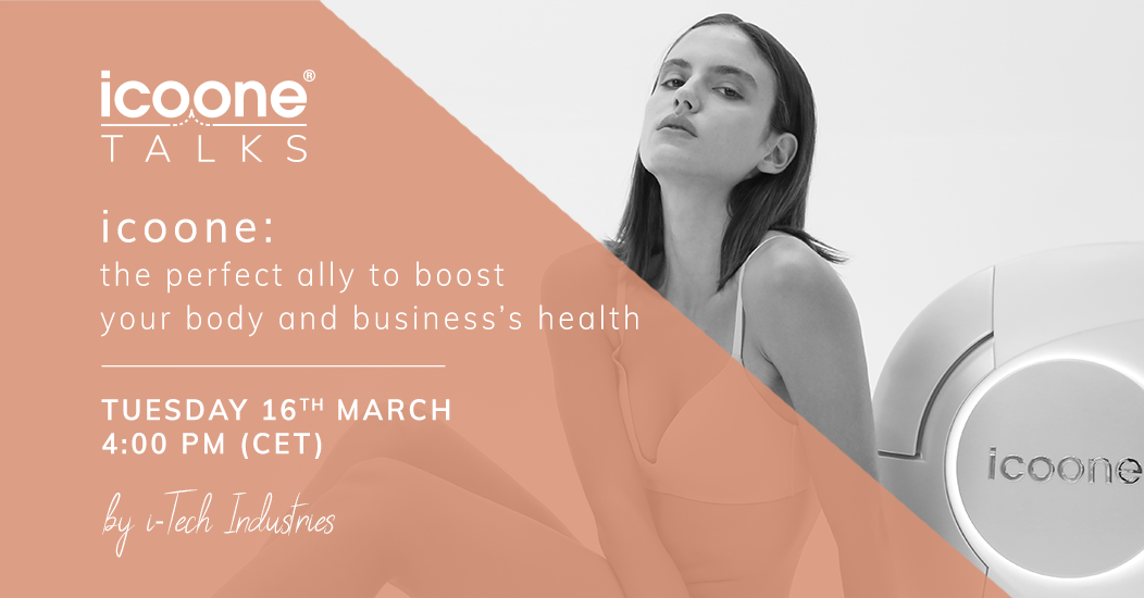 icoone: the perfect ally to boost your body and business's health