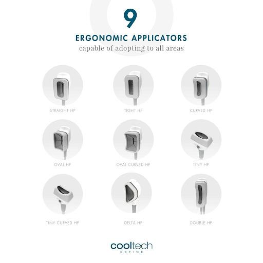9 Ergonomic Applicators